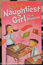 Naughtiest Girl is a Monitor by Enid Blyton (Paperback, 2007)