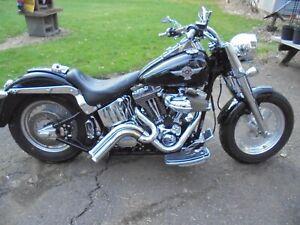 2005 Harley-Davidson Softail Fat Boy FATBOY