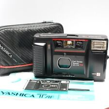 Yashica T AF 35mm camera with Carl Zeiss T* 35mm 1:3.5 AF lens (T4 Lens)