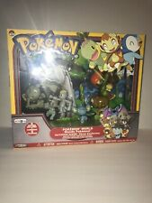 Extremely Rare Pokemon World Outdoor Scene Exclusive  8 Figure Set ToysRUs