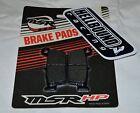 CLEARANCE MSR Racing rear brake pads Yamaha WR250R 2008-2013