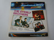 The Everly Brothers, La Grande Storia Import Italy LP Vinyl Album 351684