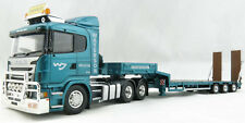 Tekno Australian Scania R-Series 6x4 Truck & Goldhofer Low Loader Waterson 1:50