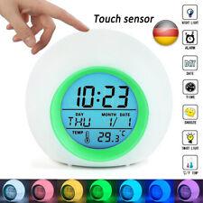 LED Wecker Digital Kinder Alarmw...