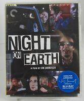 Night On Earth (Criterion April 2019) Jim Jarmusch 1991 Classic
