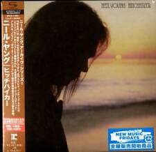NEIL YOUNG-HITCHHIKER-JAPAN ONLY MINI LP SHM-CD F45