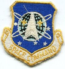 US Air Force Space Command Military Patch