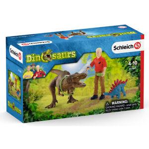 Schleich Dinosaurs Tyrannosarus Rex Attack Figure Pack