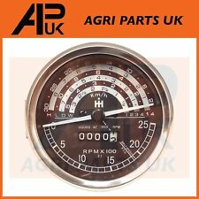 Case International IH B250,B275,B414,276,434,444,B Tractor Tachometer Rev Gauge