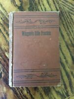 RARE 1882:  MANUAL FOR RIFLE PRACTICE, Gen. Geo. W. Wingate, Illustrated