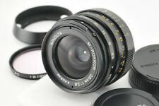 *Excellent* Minolta M-Rokkor 28mm f/2.8 Lens for CLE, CL from Japan #3613