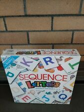 Jax Sequence Letters - Kid's Educational Board Game - Alphabet Learning ages 4-7