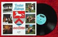 LP Bundesmusikkapelle Ebbs: Tiroler Klänge aus Ebbs (Abanori ABL 807) A1972