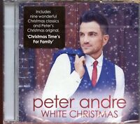Peter Andre / White Christmas - New & Sealed