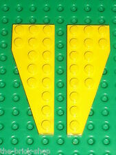 Ailes LEGO Yellow wings 50304 & 50305 / set 7632 8275 7685 6745 7660 7283 7256..