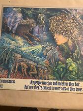 Vinyl T Rex(Tyrannosaurus Rex )My People Where