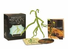 Fantastic Beasts and Where to Find Them: Bendable Bowtruckle by Running Press
