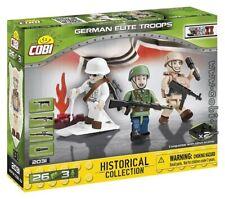 Cobi 2031 - Small Army - German Elite Troops 3 Figurines - New