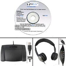 Apptec DigiScribe Digital Audio Transcription Software Kit
