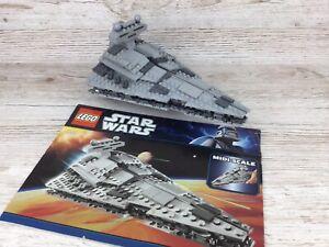 Lego Star Wars (2010) ~ Set 8099 ~ Midi-Scale Imperial Star Destroyer ~ (3)