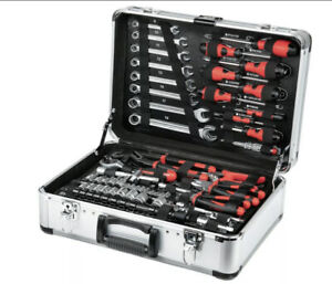 Parkside 101-Piece Tool Kit High quality made  - German made robust case NEW!