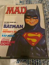 Mad Magazine No 239 Sept 1989 Mint Condition