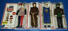 2014 SDCC Exclusive Big Bang Theory Costumes 8-Inch Figures Set of 4 Renaissance