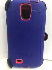 Otterbox Defender Series Case W/Holster for Samsung Galaxy S4 - Purple