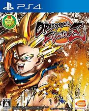 NEW Dragon Ball Z Fighters Playstation 4 Japanese Version Japan