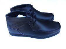 Mens Nicholas Deakins Black Mens lace up Boots Shoes size UK 10