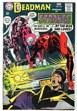 Strange Adventures #214 Featuring Deadman, Very Fine - Near Mint Condition*