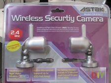 Dual Security Wireless Camera Set