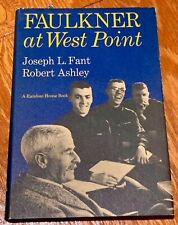 $19.95 Modern First Edition: [William] Faulkner at West Point