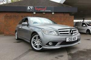 2009 Mercedes Benz C Class C220 CDI BlueEFFICIENCY Sport 4dr Auto 4 door Saloon