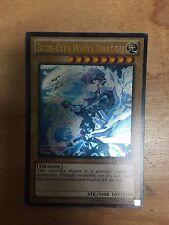 Seto Kaiba and Blue-Eyes White Dragon CUSTOM ORICA Ultra Rare Yugioh!