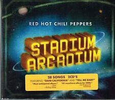 Red Hot Chili Peppers Stadium Arcadium CD 28 Songs 2 CD's Digipak 2006