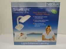 VERILUX VD12WW1 SmartLight Desk Lamp White