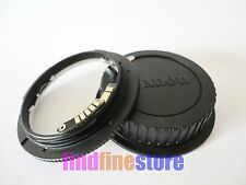 AF Confirm Leica R LR Lens to Canon EOS EF adapter 50D 60D 500D 600D 1000D + CAP