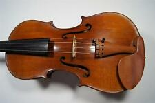 OLD  ANTIQUE  VIOLIN  4/4  FRANCE  H.C.  SILVESTRE  PARIS
