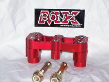 "BAR MOUNT SUZUKI DRZ400S 2002-2009 STANDARD 7/8"" BAR 22mm HANDLEBAR CLAMP DRZ400"