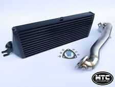 MTC MOTORSPORT MINI COOPER S FRONT MOUNT INTERCOOLER DECAT DOWNPIPE R56 R57 1.6T
