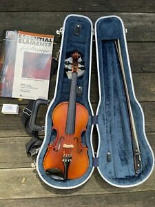 Knilling Bucharest Romanian 3/4 violin Model 4KT