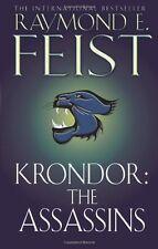 Krondor: The Assassins (The Riftwar Legacy, Book 2),Raymond E. Feist