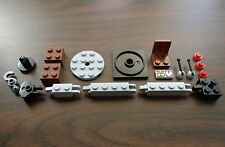 NEW LEGO CRANE PARTS LOT (Construction, Towing, Tow Hook, City, Train Cargo etc)