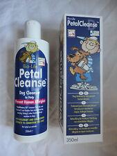 PETAL CLEANSE TREATS & REDUCES HUMAN ALLERGY TO DOGS AWARD WINNING FORMULA 350ML