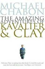 The Amazing Adventures of Kavalier and Clay by Michael Chabon, Like new