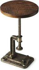 Butler Ellis Industrial Chic Accent Table New