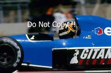 Thierry Boutsen LIGIER JS35 F1 saison 1991 Photographie 1
