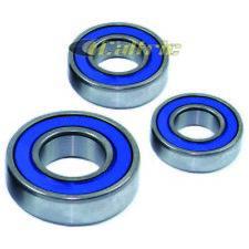 Rear Wheel Ball Bearings Fits KAWASAKI KL650 KLR650 1987-2015