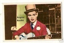 Brigitte Bardot - 1960s Gum Card Look! from Europe